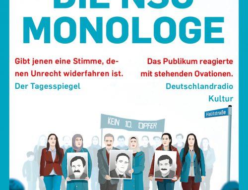 NSU-Monologe im Weltecho Chemnitz