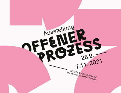 Ausstellungseröffnung in Chemnitz
